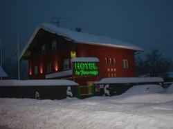 Hôtel Les Perce-Neige Bonnétage