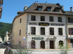 Hôtel Le Lacuzon Moirans-en-Montagne