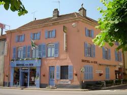 Hotel Hotel du Donjon Champlitte