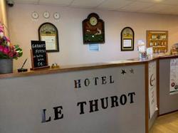Hôtel le Thurot Dijon