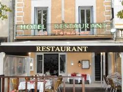 Hotel Le Terminus Clermont-l'Hérault