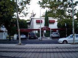 Hotel les Troenes Montpellier