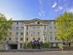 Kyriad Hotel Montpellier Centre Antigone Montpellier