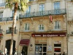 HOTEL DANGLETERRE MONTPELLIER