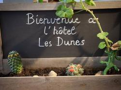 Hotel Les Dunes Marseillan