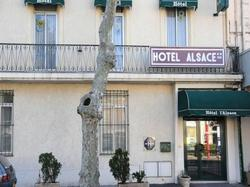 Hôtel LAlsace Narbonne