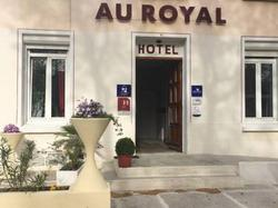 Hotel Au Royal Hotel Carcassonne