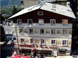 HOTEL DE LA POSTE Font-Romeu-Odeillo-Via