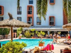 Hotel Aquarius Canet-en-Roussillon