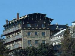 Hotel des Pyrénées Font-Romeu-Odeillo-Via