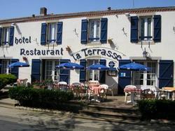 Hotel De La Terrasse Mauléon