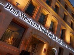 Hotel BEST WESTERN HOTEL DE LA BRECHE Niort