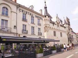 Cristal Hôtel Restaurant Saumur