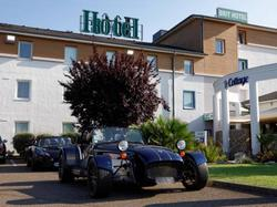 Hotel Brit Hotel Le Cottage ARNAGE