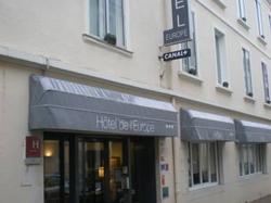 Hotel Hôtel de L'Europe Angers