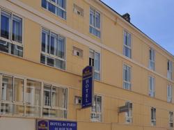 Best Western Hotel De Paris Laval