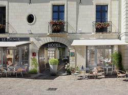 Hotel La Croix Blanche Fontevraud Fontevraud-l\'Abbaye