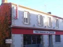 Hotel Les Colonnades Saint-Fulgent