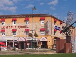 INTER-HOTEL Le Boeuf Rouge Saint-Junien