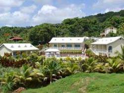 Hôtel Villa Bleu Marine La Trinité