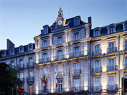 Grand Hotel La Cloche Dijon MGallery by Sofitel Dijon