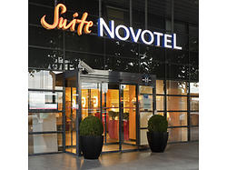 Novotel Suites Paris Stade de France Saint-Denis