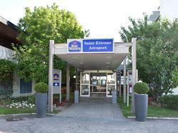 Best Western St Etienne Aéroport Andrézieux-Bouthéon