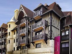 Mercure Deauville Centre Hotel Deauville