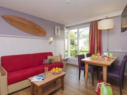 Photo de la résidence Pierre & Vacances Premium Haguna à Biarritz