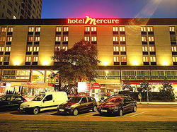 Mercure Mulhouse Centre Hotel