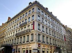 Mercure Lyon Centre Beaux Arts Hotel
