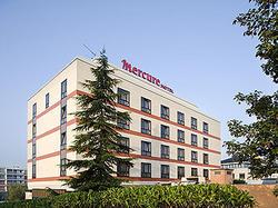 Hôtel Mercure Cergy Pontoise Centre Cergy