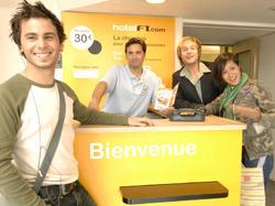 hotelF1 Saint Etienne Saint-Etienne