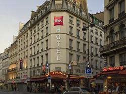 ibis Paris Grands Boulevards Opera 9ème Paris