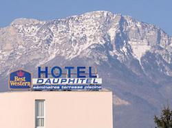 Best Western Hôtel-Restaurant Dauphitel Echirolles
