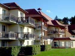 Photo de la résidence Residence de tourisme Les Allées du Green à Levernois