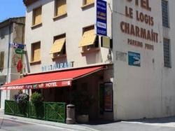 Hotel Le Logis Charmant Charmes-sur-Rhône